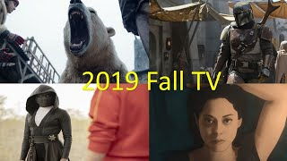 Top 10 Most Anticipated TV Shows of Fall 2019!