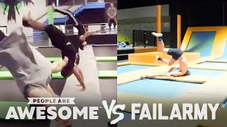 Gymnastics, Surfing & More | People Are Awesome vs. FailArmy