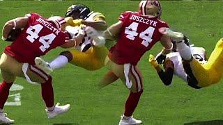 NFL Best 'BEAST MODE' Plays Of [Week 3] 2019 + (MANHANDLE Moments)