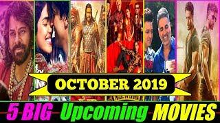 Big 5 Upcoming Hindi Movies In October 2019