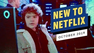 New to Netflix for October 2019