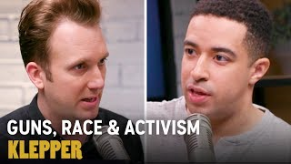 When Guns, Race and Activism Intersect, Things Get Complicated - Klepper Podcast