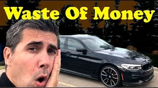 6 Luxury Cars That Depreciate TOO MUCH!
