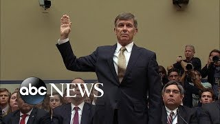 Fallout after DNI testifies on whistleblower report | ABC News
