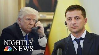 Whistleblower's Explosive Complaint Revealed | NBC Nightly News