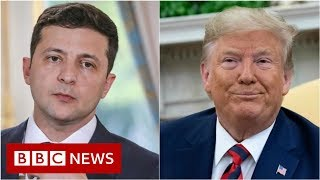 Trump impeachment: Was there quid pro quo? - BBC News