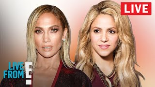 Live From E! - JLo and Shakira Tagged For Superbowl Halftime! | E! News