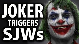 Joker Movie Triggers SJWs
