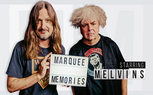 Marquee Memories: The Melvins Reminisce Seeing The Rolling Stones and Iggy Pop