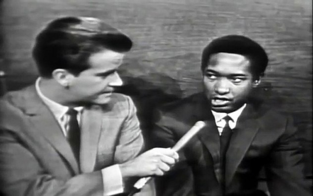 Sam Cooke: Interview 1964