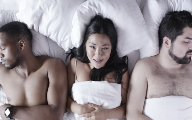 Why Threesomes Never Turn Out The Way You Think They Will