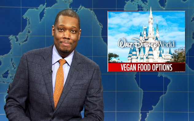 Weekend Update: Disney World's Vegan Menu