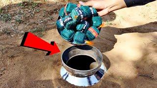 Green VIP vs Desi Gada Underground Experiment || Desi Gada survive Or Not || Experiment King
