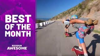Skateboarding, Balance Exercises & More | 30 Days in 30 Minutes (September 2019)