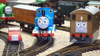 Big Model Trains For Kids:  Thomas & Friends