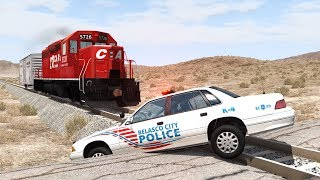 Train Accidents 10 | BeamNG.drive