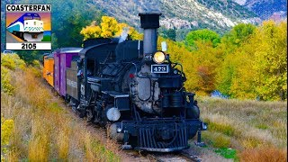 DURANGO Fall Steam Trains