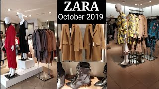 #Zara #Newcollection #October2019 Zara Fall Winter collection /Zara Women's fashion /October 2019