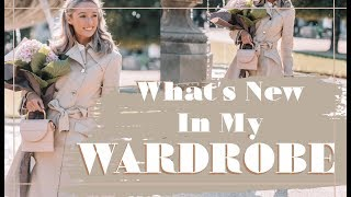 WHAT'S NEW IN MY WARDROBE // For Autumn / Fall / October 2019. // Fashion Mumblr