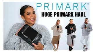 NEW PRIMARK HUGE HAUL OCTOBER 2019 || AUTUMN/WINTER FASHION || ZOE ANNABELLE COLLAB