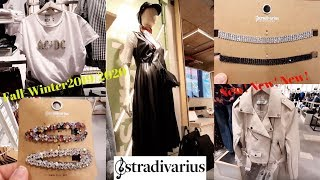 Stradivarius Fall-Winter 2019/2020 Women's Fashion Collection [October 2019]. New in!!!
