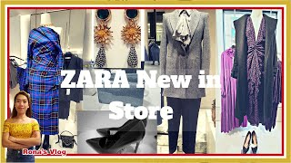 New in #Zara October 2019 Collection | Womans Fashion | Bags^Shoes^Dresses^Accessories