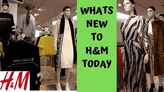 H&M AUTUMN NEW WOMENS FASHION OCTOBER 2019 COLLECTIONS | COME SHOP WITH ME