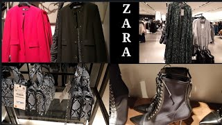 #Zara #Autumn #October2019 Zara New Autumn collection /Zara Women's fashion /October 2019