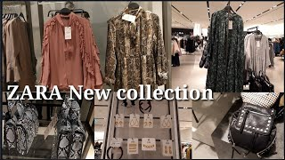 #Zara #October2019 #Newcollection Zara New Autumn collection /Zara Women's fashion /October 2019