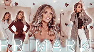 THE BEST AUTUMN/WINTER PRIMARK HAUL: Coats, Knitwear, Loungewear + More! OCTOBER 2019