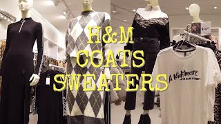 #H&M FALL WINTER FASHION NEW COLLECTIONS #SWEATER #JACKETS OCT 2019