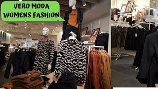 VERO MODA NEW WOMENS FASHION AUTUMN SEASON OCTOBER 2019