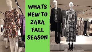 ZARA NEW  WOMENS FASHION AUTUMN SEASON OCTOBER 2019