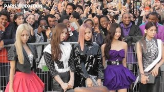 VIDEO ITZY 있지 @ Paris Fashion Week 1 october 2019 show Louis Vuitton