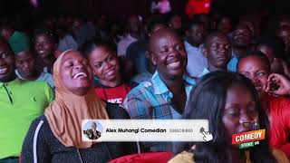 Alex Muhangi Comedy Store Oct 2019 - Epi 489 TV Show