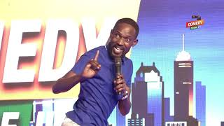 Alex Muhangi Comedy Store October 2019 - Mc Mariachi (Skinny Babes)