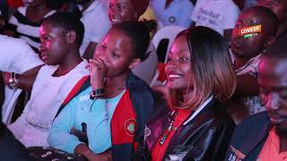 Alex Muhangi Comedy Store Oct 2019 - Mighty Family