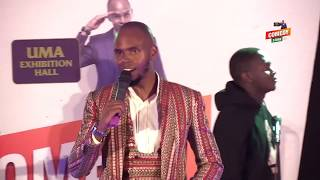 Alex Muhangi Comedy Store October 2019 - Jose Chameleon (Mayor)
