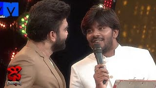 Sudigali Sudheer and Pradeep Hilarious Comedy - Dhee Champions (#Dhee12) - 02nd October 2019