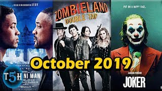 Top 5 Upcoming Hollywood Movies In October 2019 || Top5 Hindi