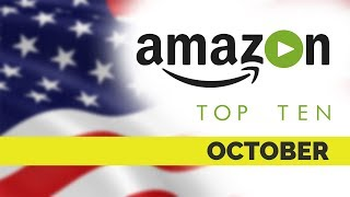Top Ten movies on Amazon Prime US | October 2019 | Best movie on Amazon Prime |