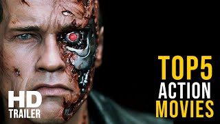Top 5 Hollywood Action Movies October 2019 |  upcoming Action Movie Trailers | October - December