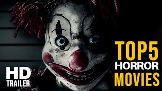 Top 5 Hollywood Horror Movies ★ January - October 2019