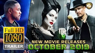 Top 10 New Movies Coming Out in OCTOBER 2019 | Future Movies