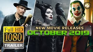 Top 5 New Movies Coming Out In OCTOBER 2019 | Future Movies
