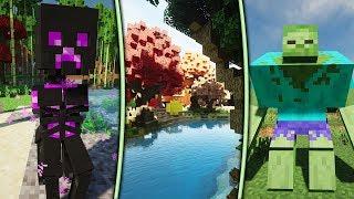 Top 10 Minecraft Mods (1.14.4) - October 2019