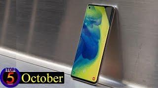 Top 5 Upcoming Smartphones in October 2019 ! Price & Launch Date