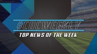 #COCWEEKLY Top news of the week