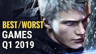 Worst and Best Games of 2019 [Q1 Update] |  whatoplay