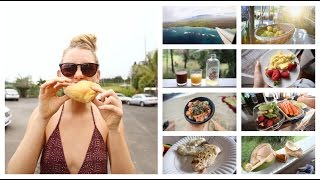 WHAT I EAT IN A WEEK | HAWAII FOOD DIARY